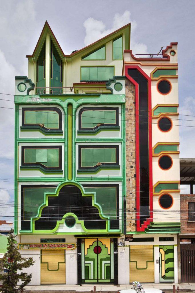 Architectuur van Bolivia