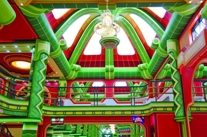 De bijzondere architectuur van Freddy Mamani Silvestre