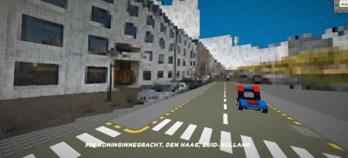 Brick Street View