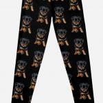 Rottweiler legging