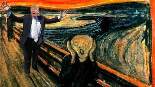 Kunst versus Trump