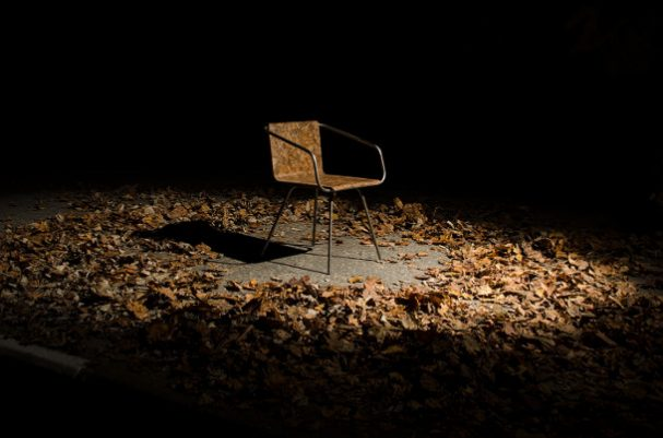 blader stoel