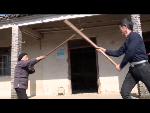 Kung Fu Oma
