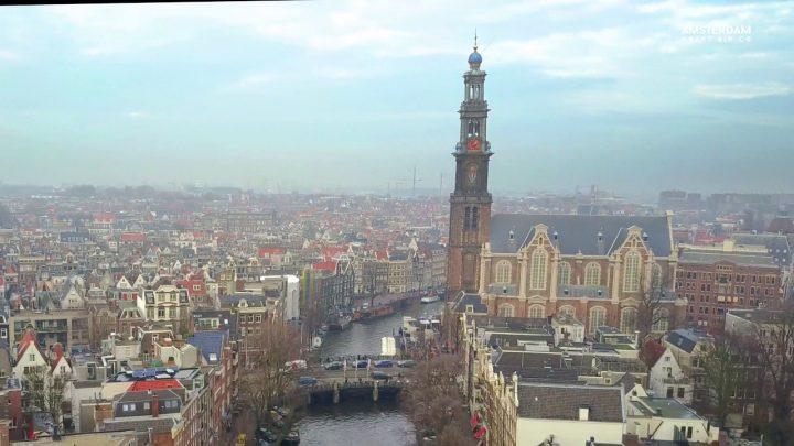 Lucht uit Amsterdam