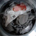 Wasmachine maaltijd