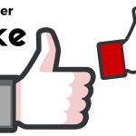 Super like op Facebook