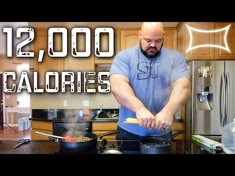 12.000 calorieën