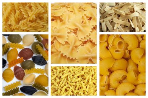platte pasta