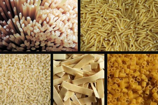 Platte pasta heeft de toekomst