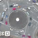 De magische rotonde van Swindon