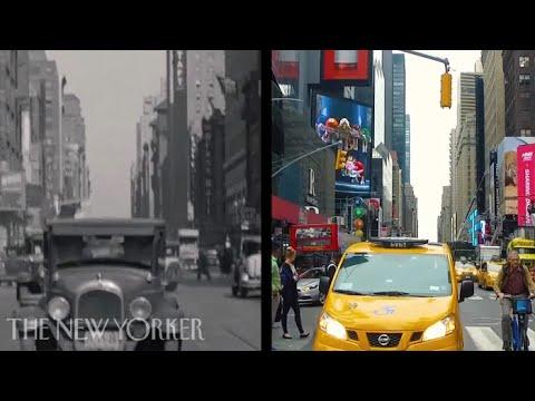 New York in tweeën gedeeld