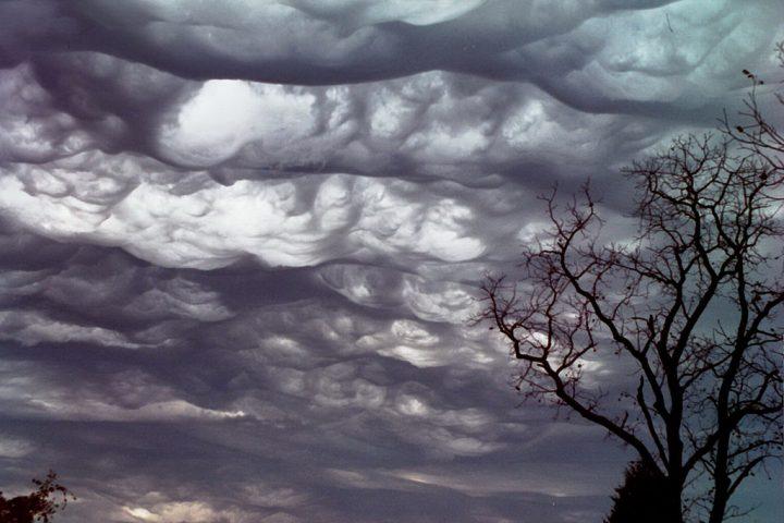 Wolkenatlas: de wolkenbijbel voor weerfanaten