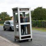 Mobiele telefoon: heel letterlijk!