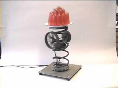 Nutteloze uitvinding: de pudding schudder