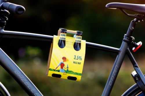 Bier voor op de fiets
