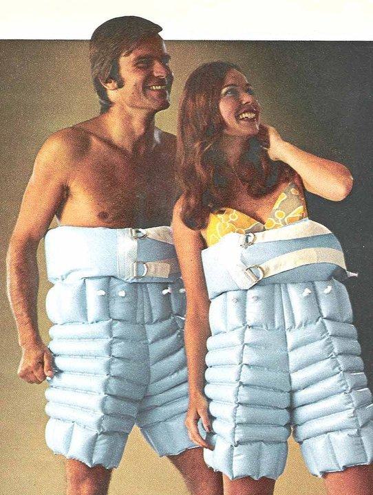 Afvallen met opblaasbare broek