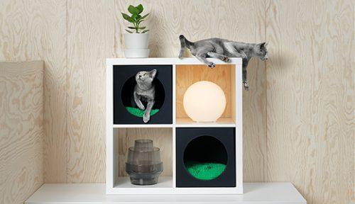 Ikea voor katten