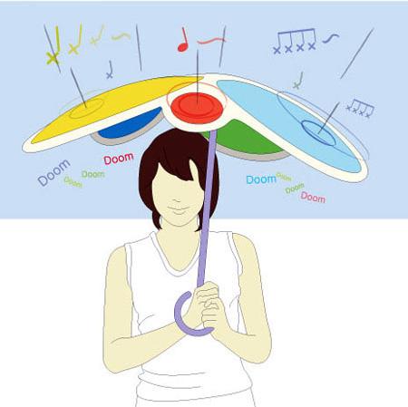 regendrum paraplu