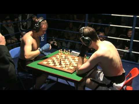 Schaakboksen: vechtsport voor intellectuelen