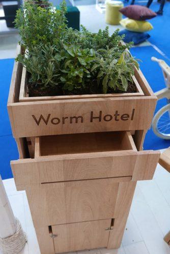 wormenhotel