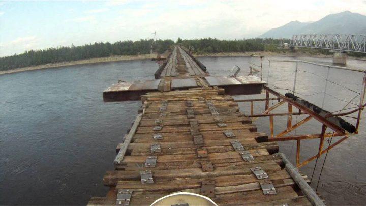Is dit de allerengste brug ter wereld?