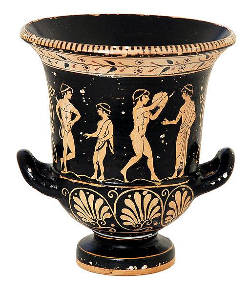 Oude Griekse vazen komen tot leven