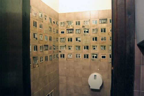 architecten toilet