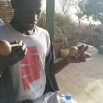 Cas Cas: percussie instrument uit West Afrika