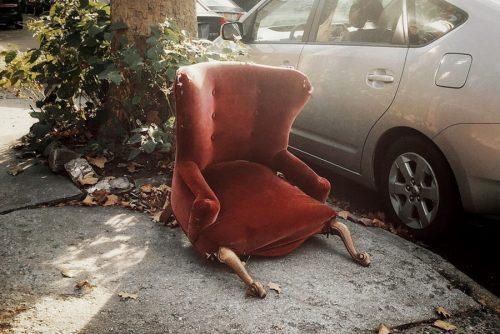 dronken stoel