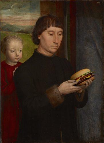 hamburger schilderijen