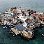 Santa Cruz del Islote: het dichtstbevolkte eiland ter wereld