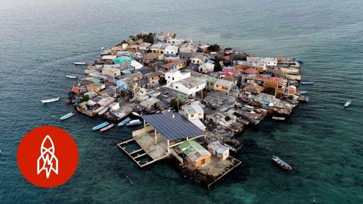 dichtstbevolkte eiland