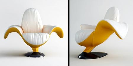 banaan stoel