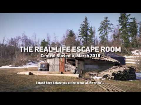 Real-Life Escape Room