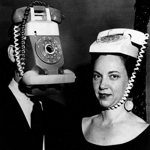 telefoonhoed