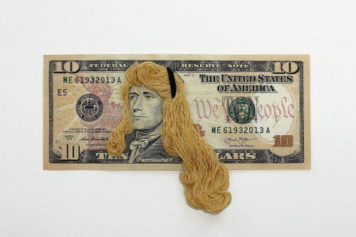 geld met haar