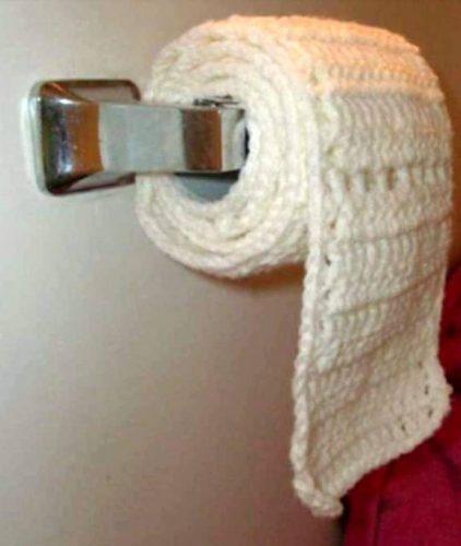 Zacht toiletpapier