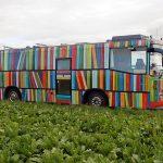 De bibliotheekbus: een rijdend boekenfeest