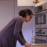 Opklapbaar keukentrapje voor kleinbehuisden