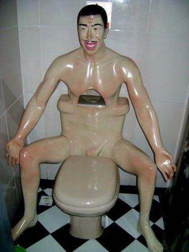 bijzonder toilet
