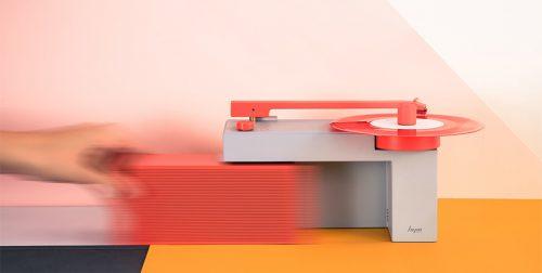design platenspeler
