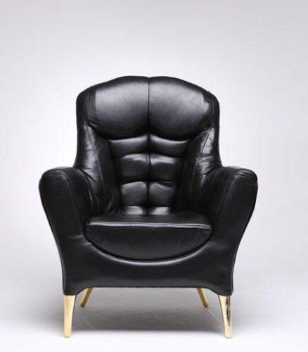 gespierde stoel
