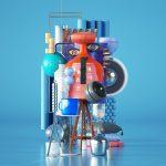 De 3D-Picasso's van Omar Aqil