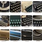 Comeback van de typemachine