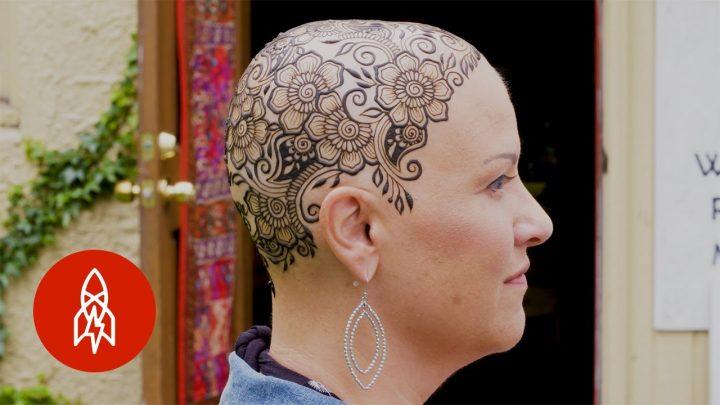Een kroon van henna