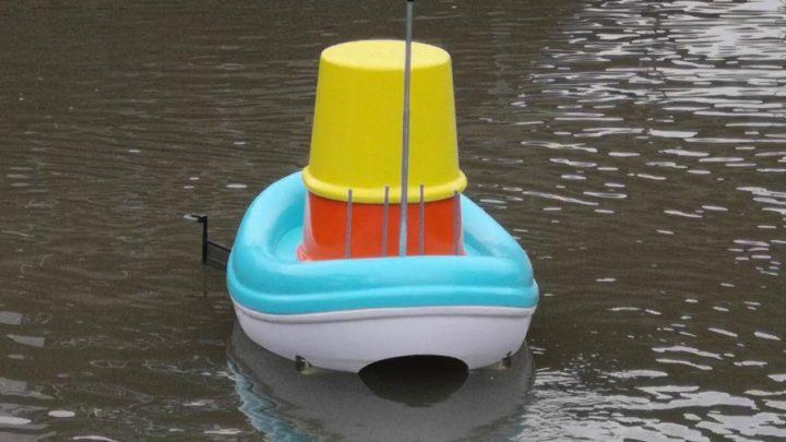 Badspeeltje van Ikea ingezet om water te zuiveren