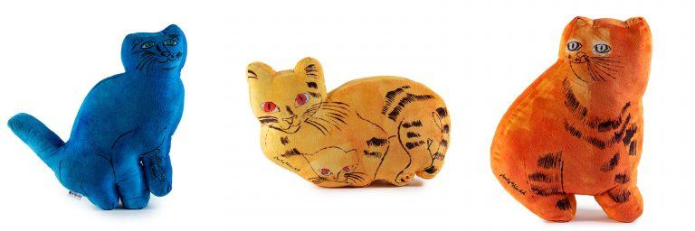 katten van Andy Warhol
