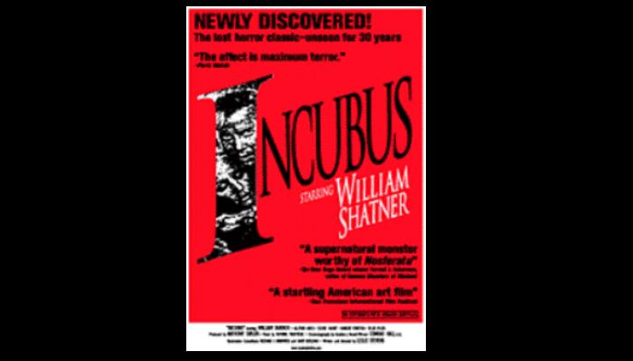 Incubus: de horrorfilm in Esperanto die een nachtmerrie werd