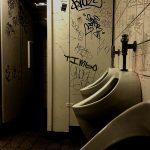 Toilet teksten in openbare wc's