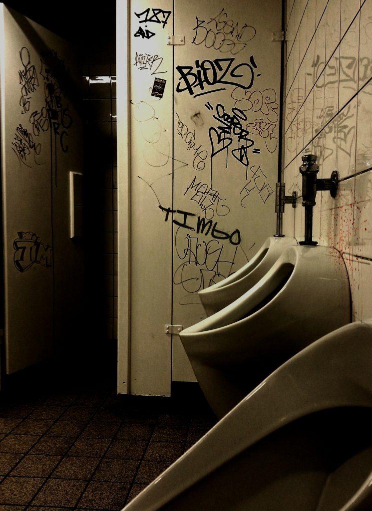 toilet teksten